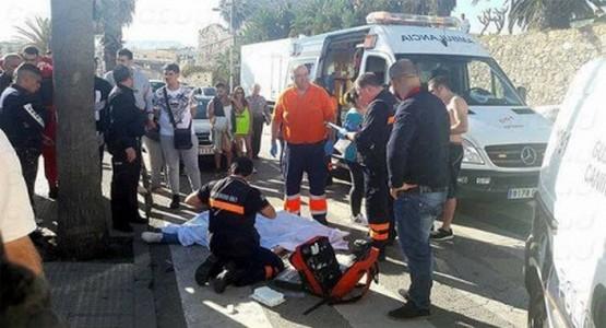 خلاف بين مهاجرين مغربيين ينتهي بجريمة قتل بميناء سبتة