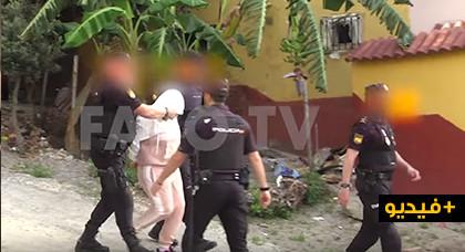 شرطة سبتة تفكك شبكة إجرامية متورطة في الهجرة السرية
