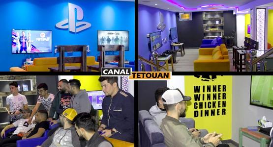 عشاق Playstation4 … افتتاح قاعة الألعاب بمواصفات خيالية (شاهد الصور)