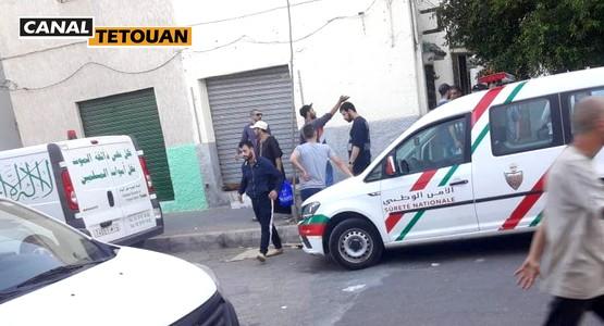 العثور على جثة رجل داخل منزله بحي سانية الرمل بتطوان (شاهد الصور)