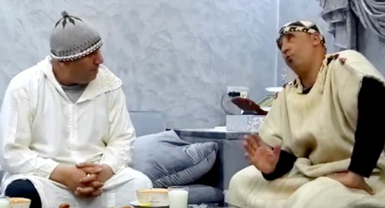 سلسلة رمضانية جديدة لثنائي الكوميديا الجبلي والبلدي (شاهد الفيديو)