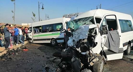ثلاثة قتلى وإصابات خطيرة في حادثة سير بطنجة