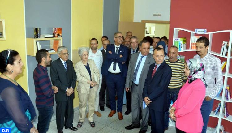 افتتاح مكتبة بمدينة تطوان تحمل اسم الدكتور عباس الجراري