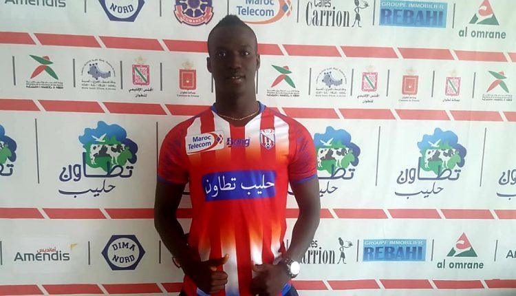 المغرب التطواني يعزز صفوفه بضم اللاعب سيسوكو