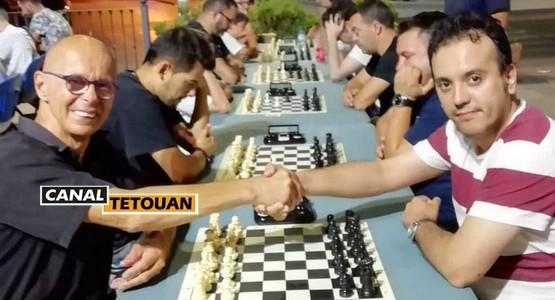البطل التطواني كمال البقالي يفوز ببطولة الشطرنج بإسبانيا