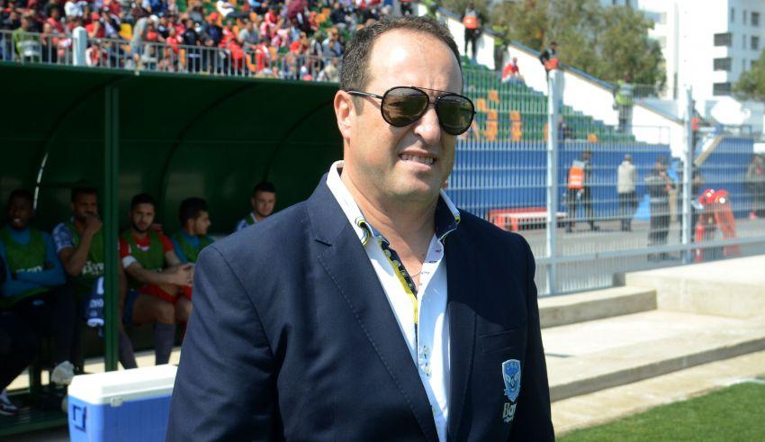 المغرب التطواني يعين مدربا إسبانيا مديرا رياضيا للفريق