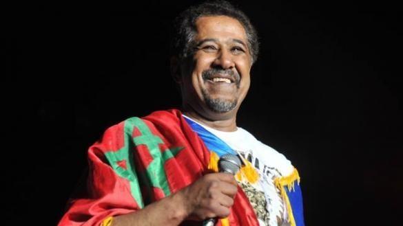 """الشاب خالد يصدم الجزائريين بتشجيعه """"الأسود"""" عبر أغنية """"المغرب للأبد"""""""
