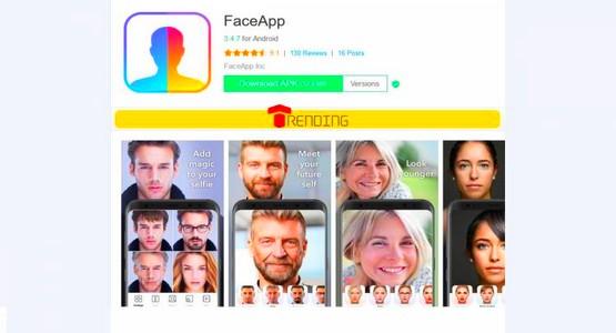 حمى «فيس آب» تجتاح مواقع التواصل .. وتحذيرات واسعة من تطبيق الشيخوخة