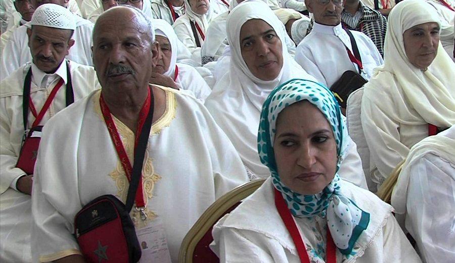 بدء رحلات عودة الحجاج المغاربة إلى أرض الوطن