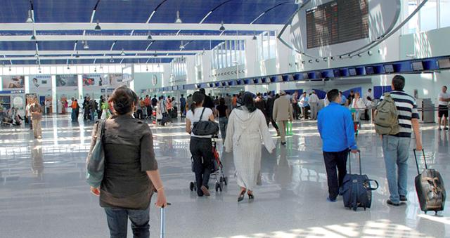 مطارات جهة طنجة تطوان تستقبل أكثر من 800 ألف مسافر