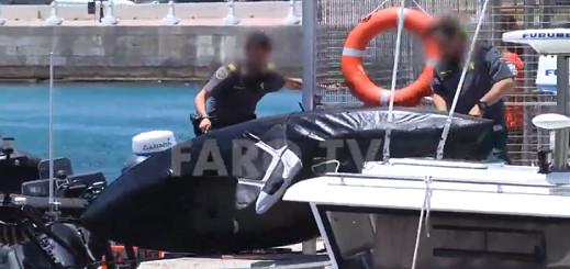 """الحرس المدني الإسباني يُفشل عملية تسلل قاصرين حاولوا الوصول الى سبتة بلوحات """"السورف"""""""