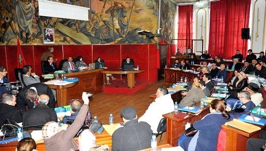 المجلس الجماعي لتطوان يصادق  بالإجماع على مشروع لإحداث مقبرة إسلامية جديدة بالمدينة