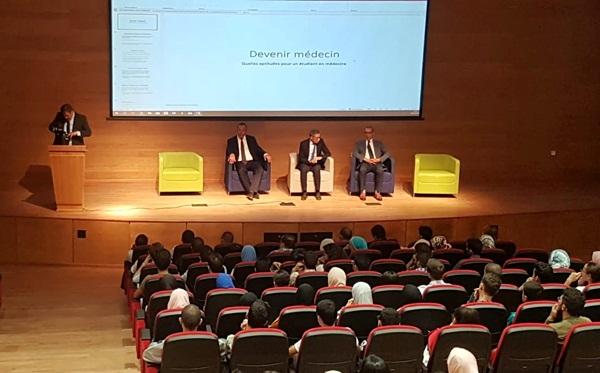 كلية الطب بطنجة تفتح أبوابها بمناسبة الدخول الجامعي 2019 – 2020