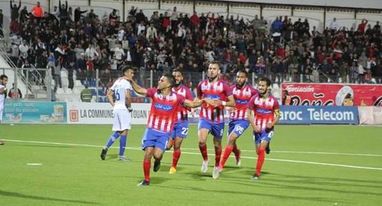 رسمي: عامل تطوان يقرر تأجيل مباراة المغرب التطواني والرجاء البيضاوي