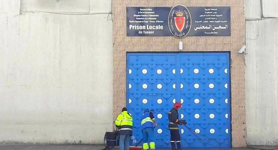 توقيف 9 موظفين بسجن طنجة بعد تورطهم في هروب سجين بطريقة هوليودية