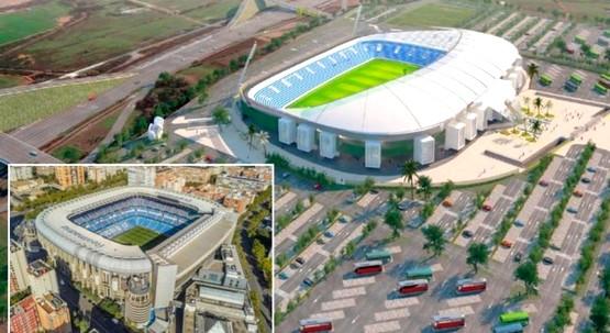 """مهندس ملعب """"ريال مدريد"""" يلجأ لـ""""الفيفا"""" مُتهما مُصمّم """"ملعب تطوان"""" بالنصب"""