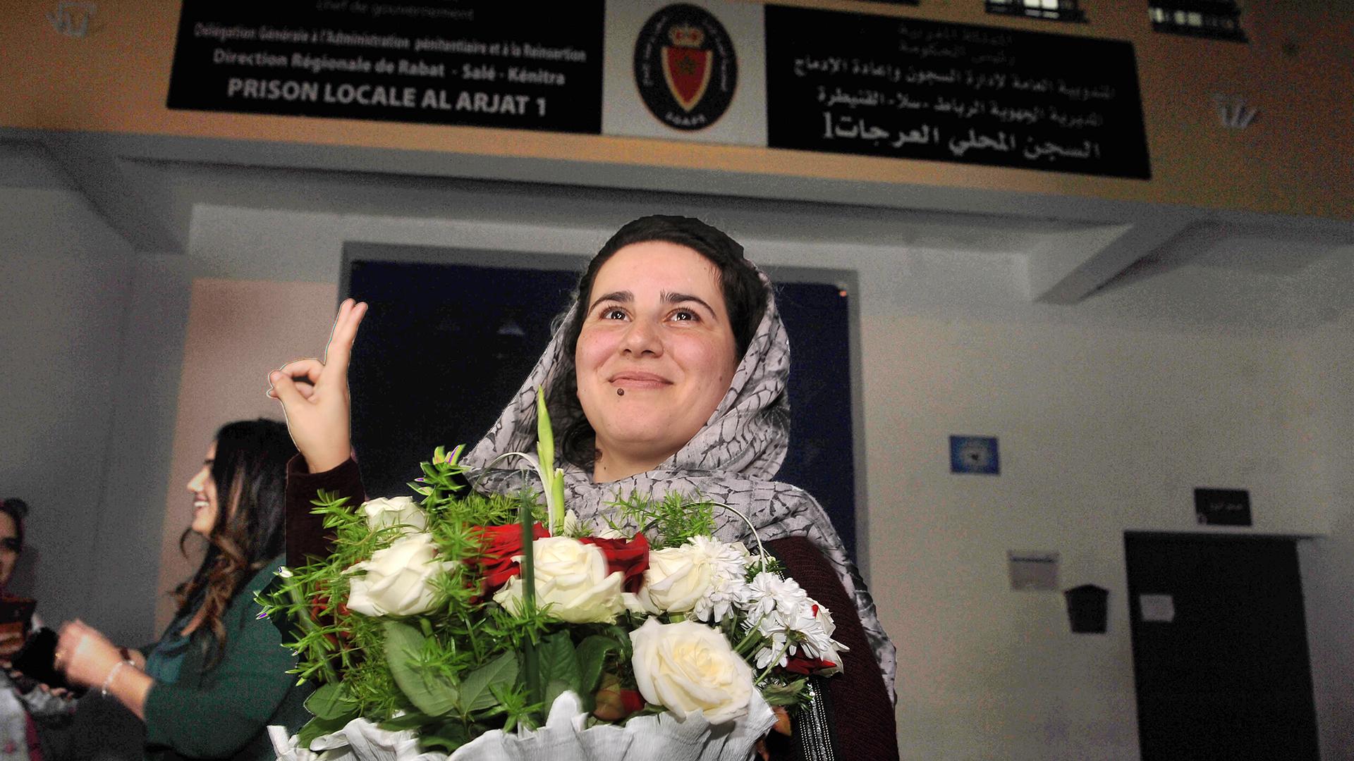 محمد الهيني محام بهيئة تطوان يعلق على العفو الملكي في قضية هاجر الريسوني