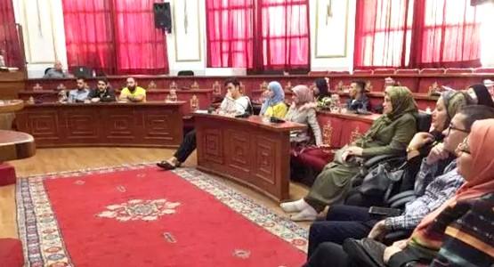 المجلس الجماعي للشباب يعقد دورته العادية بتطوان