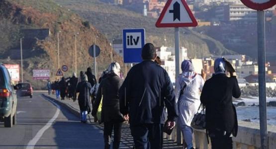 """حزب """"فوكس"""" الاسباني المتطرف يحرض حكومة بلاده على عدم توظيف المغاربة في سبتة المحتلة"""