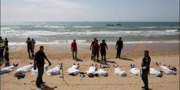 خفر السواحل الإسباني ينتشل 9 جثث لمهاجرين سريين مغاربة