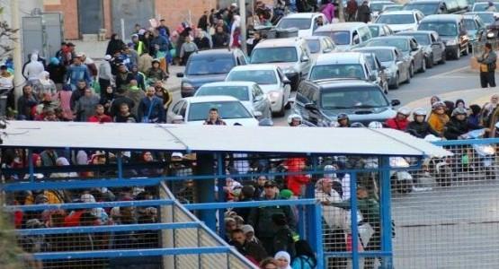 المغرب يعيد فتح معبر سبتة من جديد .. عبيابة : الأمور ستعود إلى نصابها في القريب العاجل !