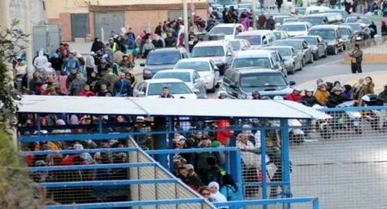 المغرب يواصل إغلاق معبر سبتة .. ومطالب إسبانية بإعادة فتحه