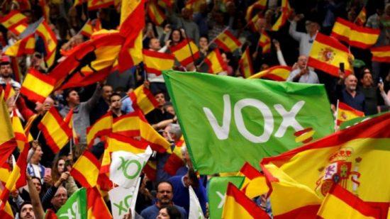 حزب فوكس الاسباني المتطرف يكتسح سبتة المحتلة بتصدره لنتائج الانتخابات