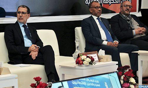 رئيس الحكومة يعقد لقاء تواصليا مع الفاعلين الاقتصاديين بتطوان