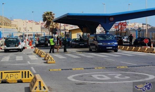 السلطات الإسبانية تتخذ إجراءات جديدة لتسوق المغاربة من سبتة !