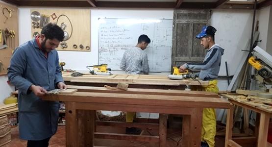 """ما لا تعرفونه عن""""دار الصنعة"""" بمدينة تطوان (شاهد الصور)"""