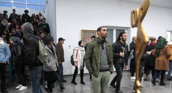 تكريم الفنان سعد بن الشفاج في الدورة 14 لليلة الأروقة بتطوان
