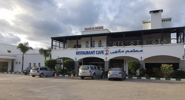 اعلان كراء أو بيع بناية AL MANAR PALACE للشركات بمدخل مدينة تطوان