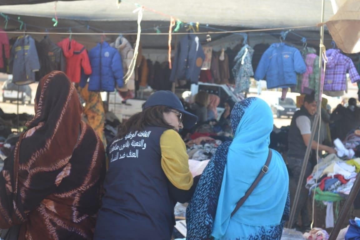 حقوقيات ينظمن قافلة من تطوان إلى أكادير