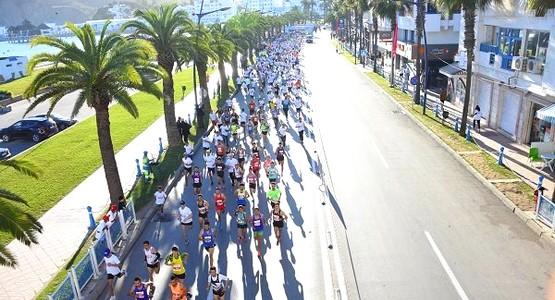 توقع مشاركة 5 آلاف عداء في الدورة الثانية السباق الدولي 10 كلم على الطريق بالمضيق