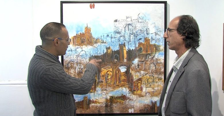 """المعرض الوطني للفنون التشكيلية """"أيادي النور"""" يحط الرحال بمدينة تطوان"""