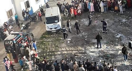 العثور على جثة رجل ميت بحي موكلاتة – كويلما بمدينة تطوان