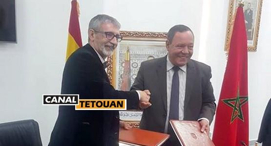 إبرام اتفاقية بين جامعتي عبد المالك السعدي وقادش الإسبانية