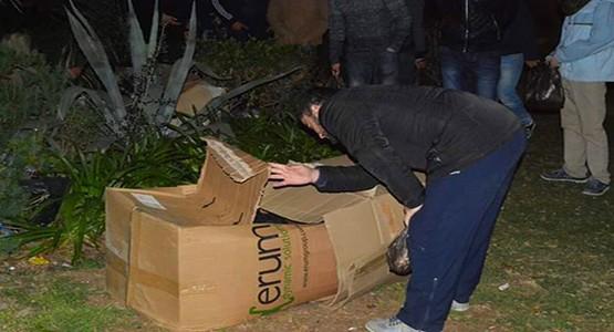 """جمعية رواحل الخير بتطوان تطلق حملتها الإنسانية السنوية """"دفء الشوارع"""" في نسختها السادسة"""