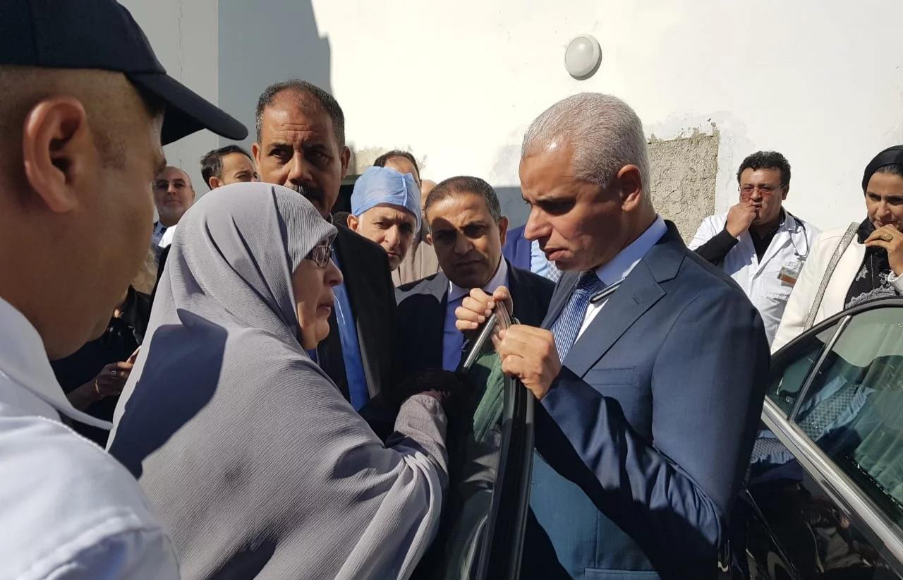 وزير الصحة يعين وفاء أجناو مديرة جهوية للصحة بالشمال