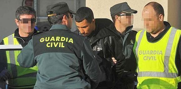 الحرس المدني الإسباني يحجز 37 كلغ من الكوكايين لدى مهاجر مغربي حاول إدخالها إلى المغرب