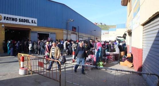 المغرب يجبر تجار سبتة المحتلة على نقل سلعهم باتجاه إسبانيا تفاديا للإفلاس
