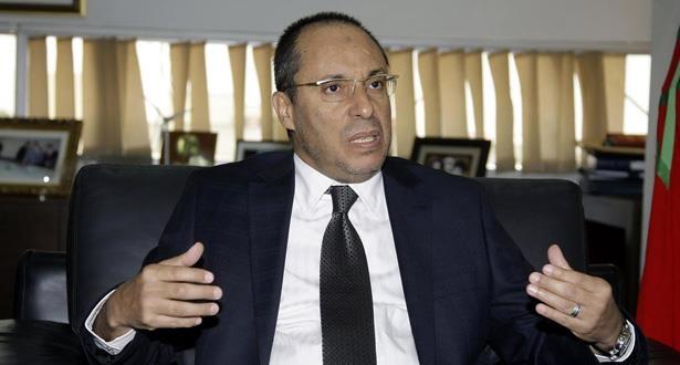 """الوزير المغربي عبد القادرة اعمارة يصاب بفيروس """"كورونا"""""""