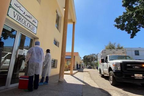 """فيروس """"كورونا"""" يتزايد في المغرب .. الحصيلة: 143"""
