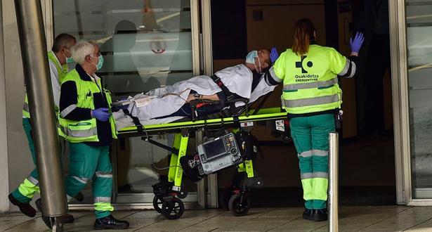 إسبانيا .. حصيلة الوفيات بكورونا تتخطى عتبة الألفين بعد تسجيل 462 وفاة إضافية