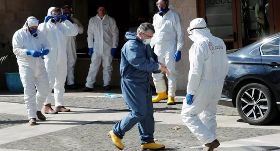 """ارتفاع حصيلة الاصابات بـفيروس""""كورونا"""" بسبتة المحتلة إلى 62 حالة مؤكدة"""