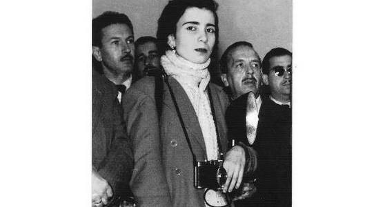 الساحة الفنية تفقد ارحيمو الحوزي أول امرأة احترفت التصوير بتطوان