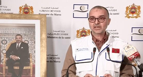 اليوبي: المغرب في طور اقتناء مائة ألف تحليلة الكشف السريع