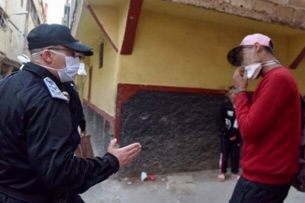 """حالة الطوارئ.. النيابة العامة تتابع 174 شخصا لعدم ارتداء """"الكمامات الواقية"""""""