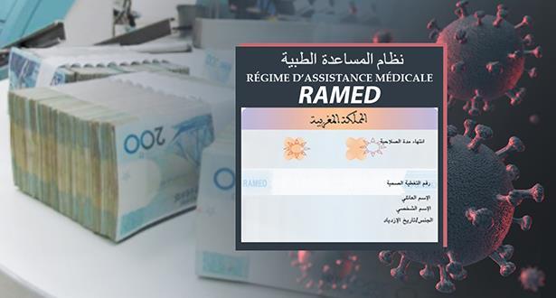 الإعلان عن موعد صرف الإعانات المالية لأصحاب راميد.. وهذه كيفية الحصول عليها