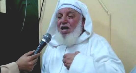 جهة الشمال تفقد أحد أعلامها.. وفاة الشيخ محمد الأنجري